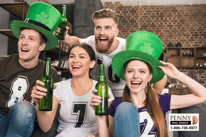 Dont Get Yourself into trouble This Saint Patricks Day
