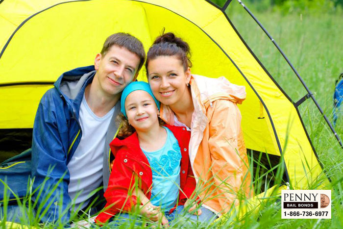 camping laws in california