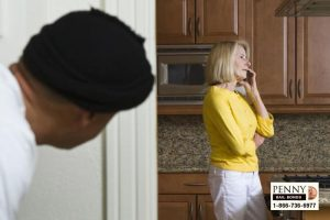 what to do during home invasion