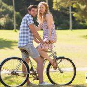 safe biking in california