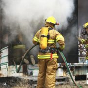 who pays for fire damages