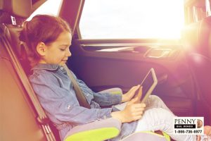 child left in car laws