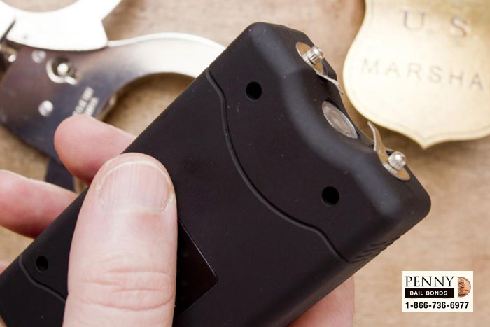 california stun gun laws