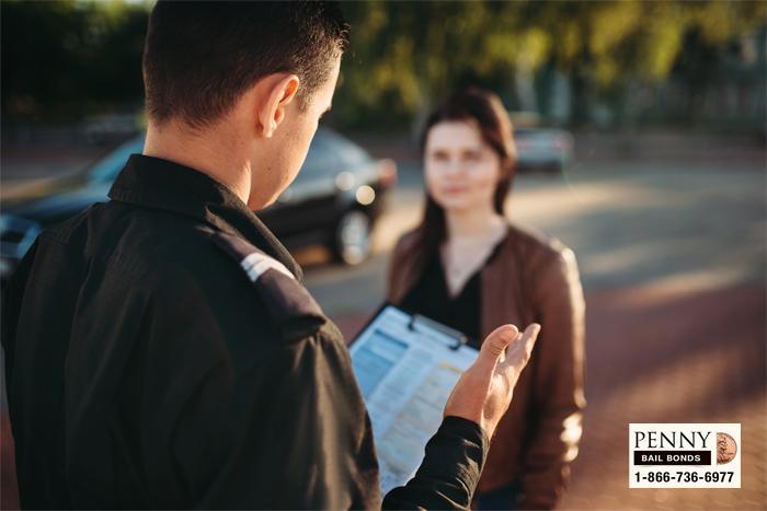 what happens when police knock on your door