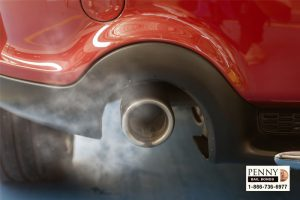 car exhaust laws in california
