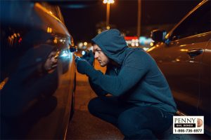 car theft laws in california